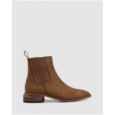 Beau Coops Women Randal Ankle Boots 1260 Cuoio/1260 cuoio business casual HPWSGMB