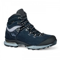 Hanwag Tatra Light Wide Lady GTX - Walking boots Navy \/ Asphalt Womne - Outdoor shoes in style GXYWXIA