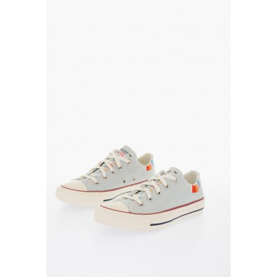 Women ALL STAR Fabric Sneakers Converse Trends TWQC263