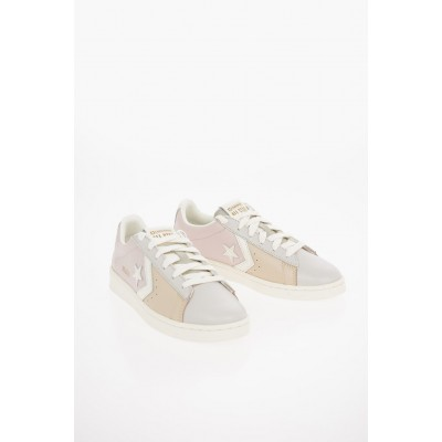 Women ALL STAR leather Sneakers Converse QIPB196