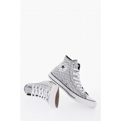 Women ALL STAR Fabric High Top Sneakers Converse Hot Sale OYFT618
