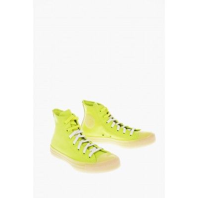 Women CHUCK TAYLOR ALL STAR leather High-top Sneakers Converse Collection FCVG954