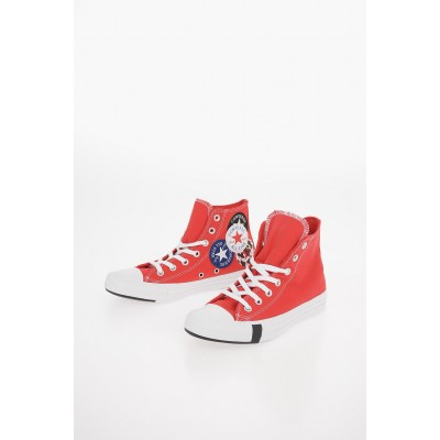 Women CHUCK TAYLOR ALL STAR Patches High-top Sneakers Converse New Season JHLA708
