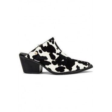 Women KENDALL + KYLIE Zina Mule in White. Leather OFGN3849