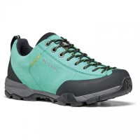 Scarpa Women's Mojito Trail - Multisport shoes Green Blue Womne - Outdoor shoes quality BBSLBJW