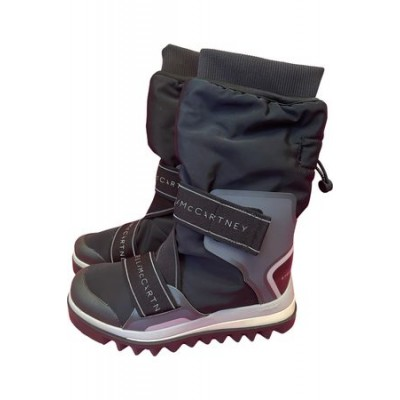 Women adidas Snow boots Black Polyester the best LBGS1984