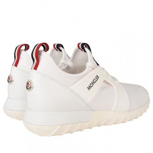 MONCLER Neoprene Emilien Low Top Trainers - Women Trainers - Runners Ships Free OSPO408