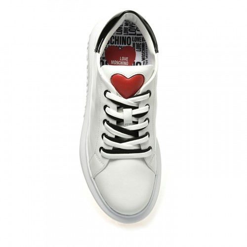 Love Moschino Chunky Sole Trainers - Women Trainers - Chunky Trainers Trends TTMY423
