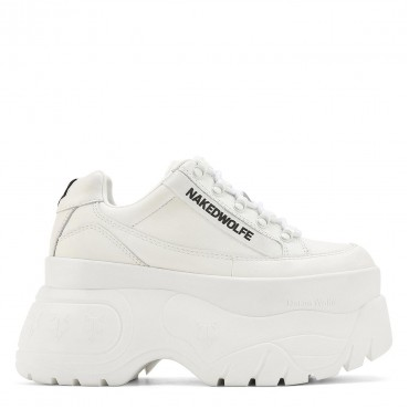 NAKED WOLFE Sprinter Sneaker - Women Trainers - Chunky Trainers ZDST846