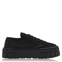 PRADA Double Wheel Sneakers - Women Trainers - Chunky Trainers Fit JNOT554